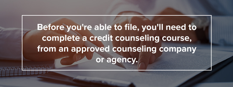 free credit counseling for bankruptcy in florida